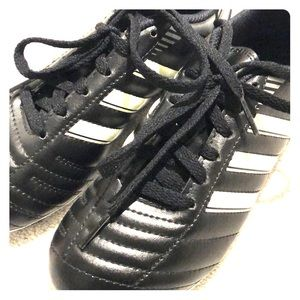 Adidas Boys Soccer Shoes
